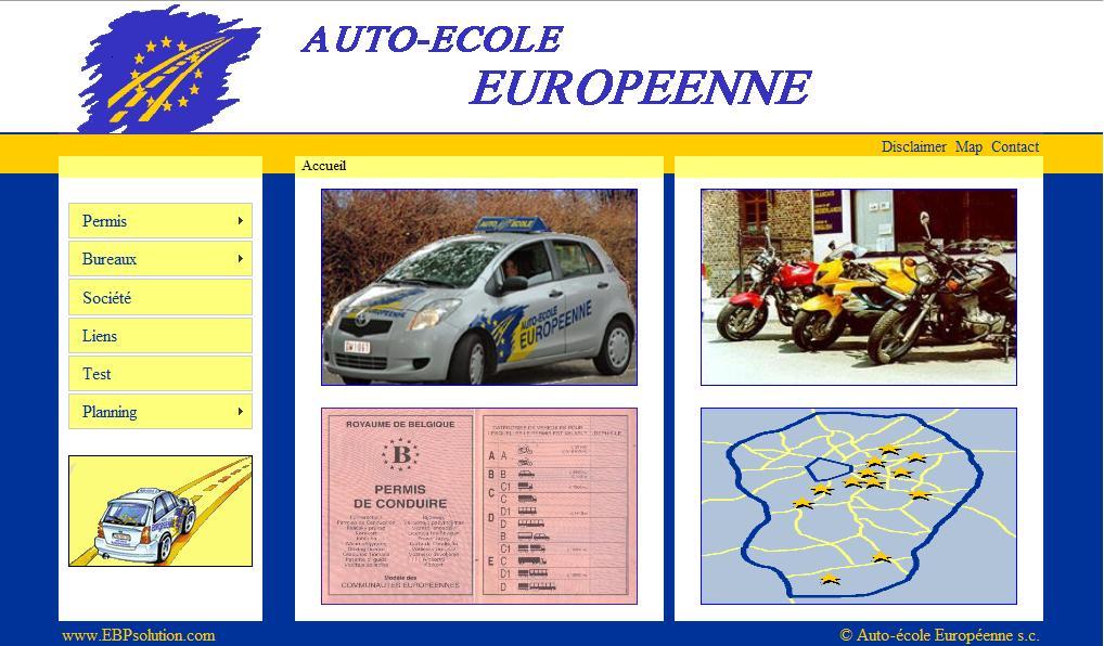 ebp euro business partner programmes pour auto ecoles et permis de conduire en belgique. Black Bedroom Furniture Sets. Home Design Ideas